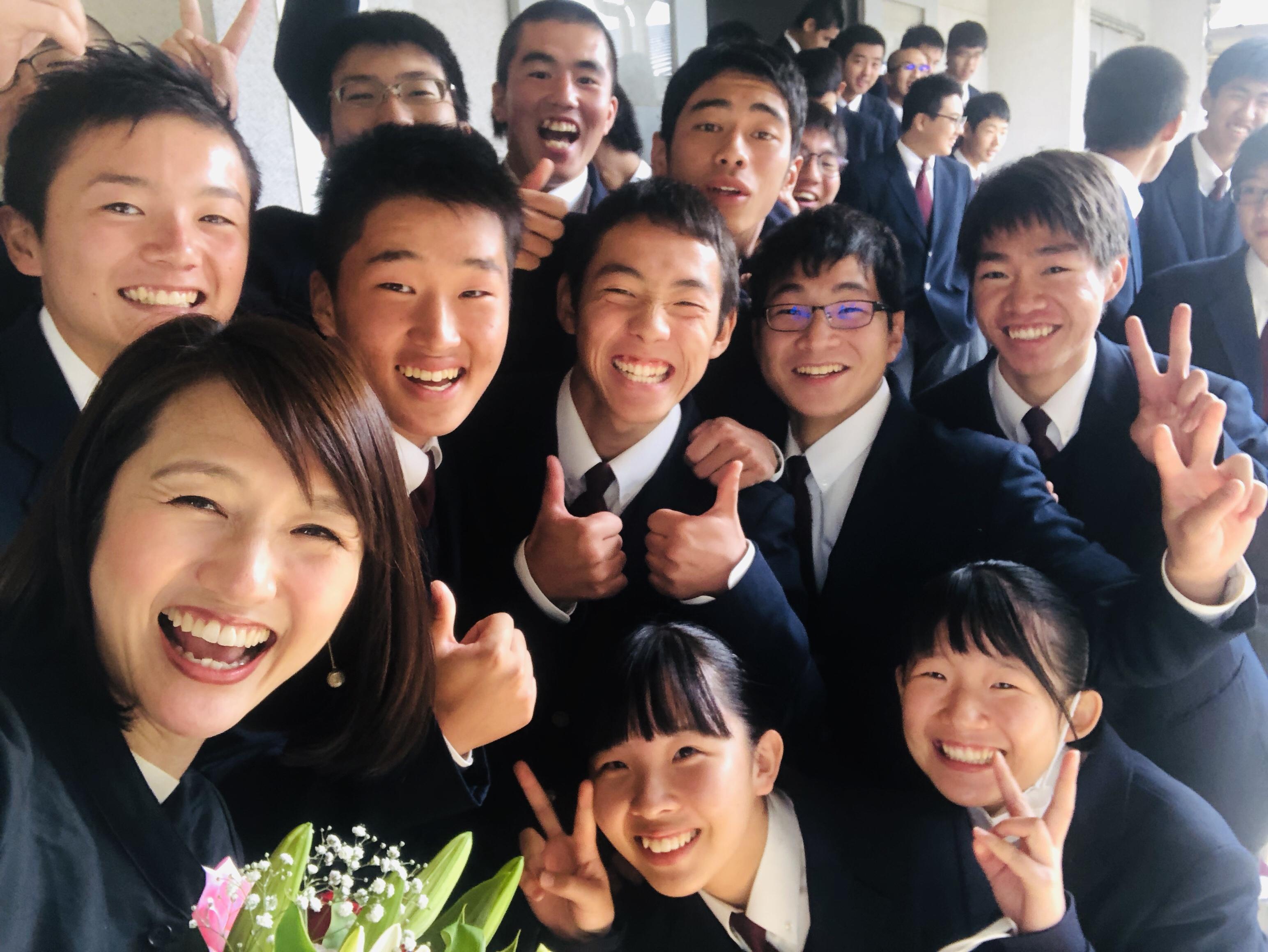 祝!70周年!熊本県立高森高等学...